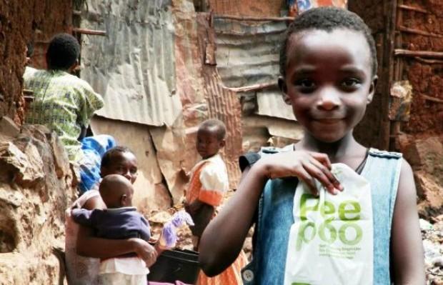 Distribuída gratuitamente para a população pobre, a sacola especial ajuda a produção agrícola.