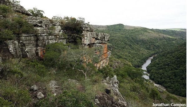 Projeto quer retirar proteção de área de 400 milhões de anos