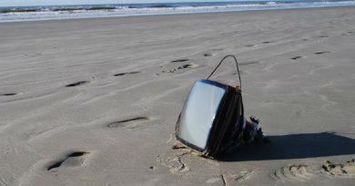 Brasil: Plástico compõe mais de 95% do lixo nas praias