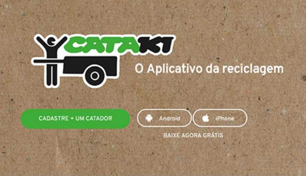 Cataki: O Tinder da reciclagem