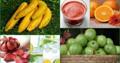 Alimentos que funcionam como remédios para pressão alta