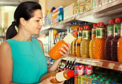 Brasil: ONU defende selo de advertência em rótulos de alimentos