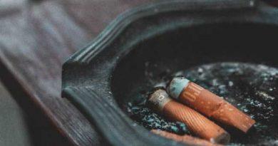 Uma grande vilã ambiental: A bituca de cigarro