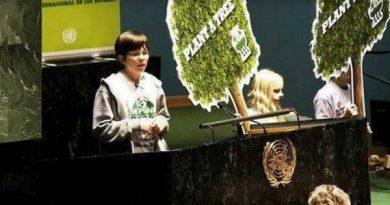 Ele plantou 1 milhão de árvores para salvar a Terra