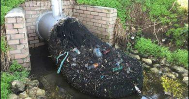 Cidade australiana começou testar uma rede de drenagem com malha