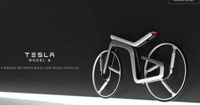 Model B: Tesla pode começar produzir bicicletas elétricas