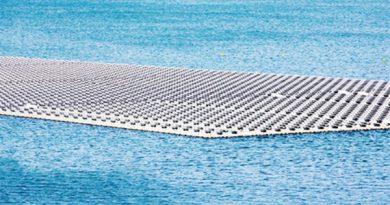 A usina solar fotovoltaica flutuante do Rio São Francisco